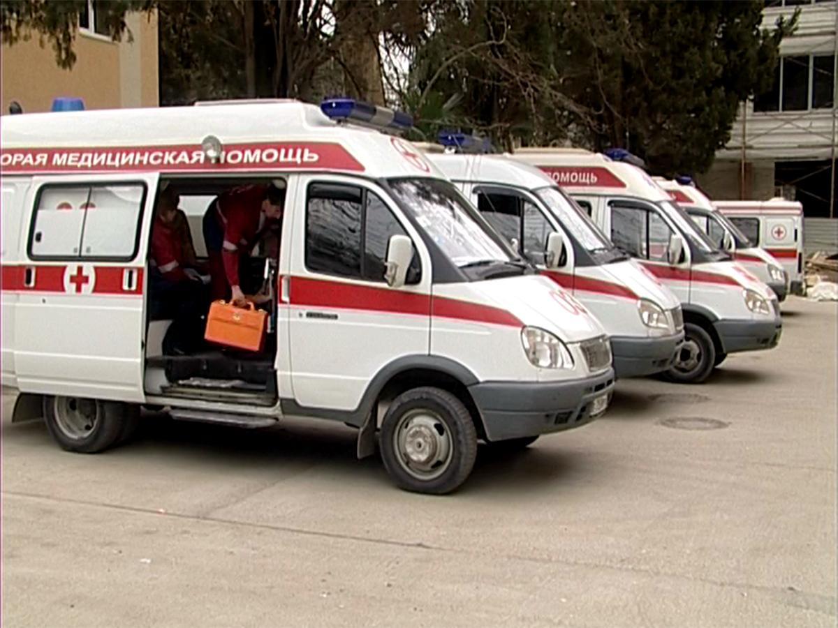 Один день из жизни краснодарской бригады скорой помощи