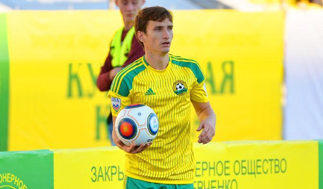 ФК «Кубань» потерпел поражение в первом матче под руководством Семенова