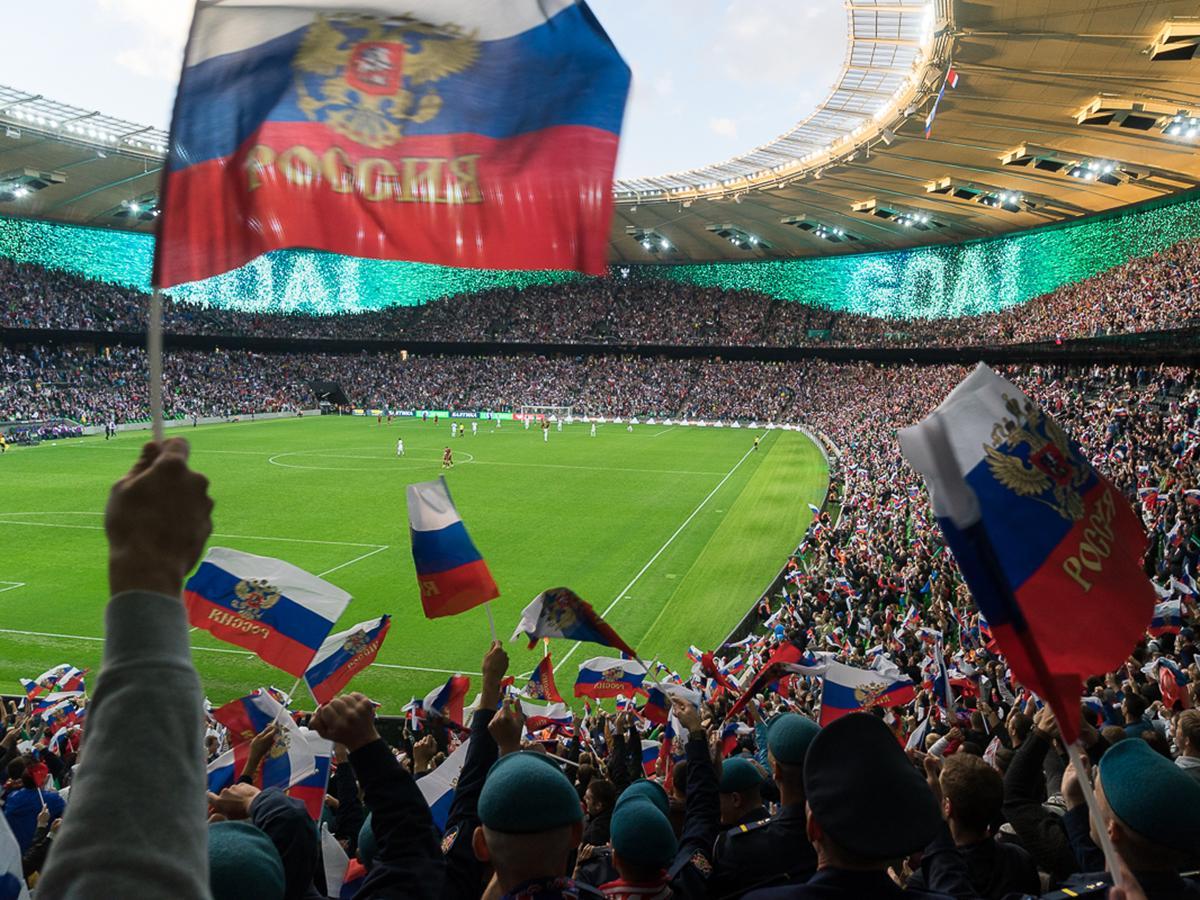В Краснодаре открылся новый футбольный стадион