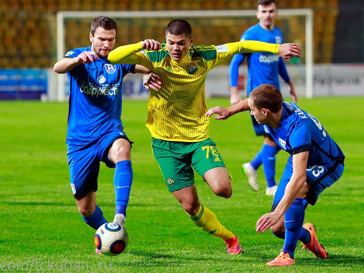 Капитан ФК «Кубань» Бендзь: в домашних играх нужно забивать два-три мяча
