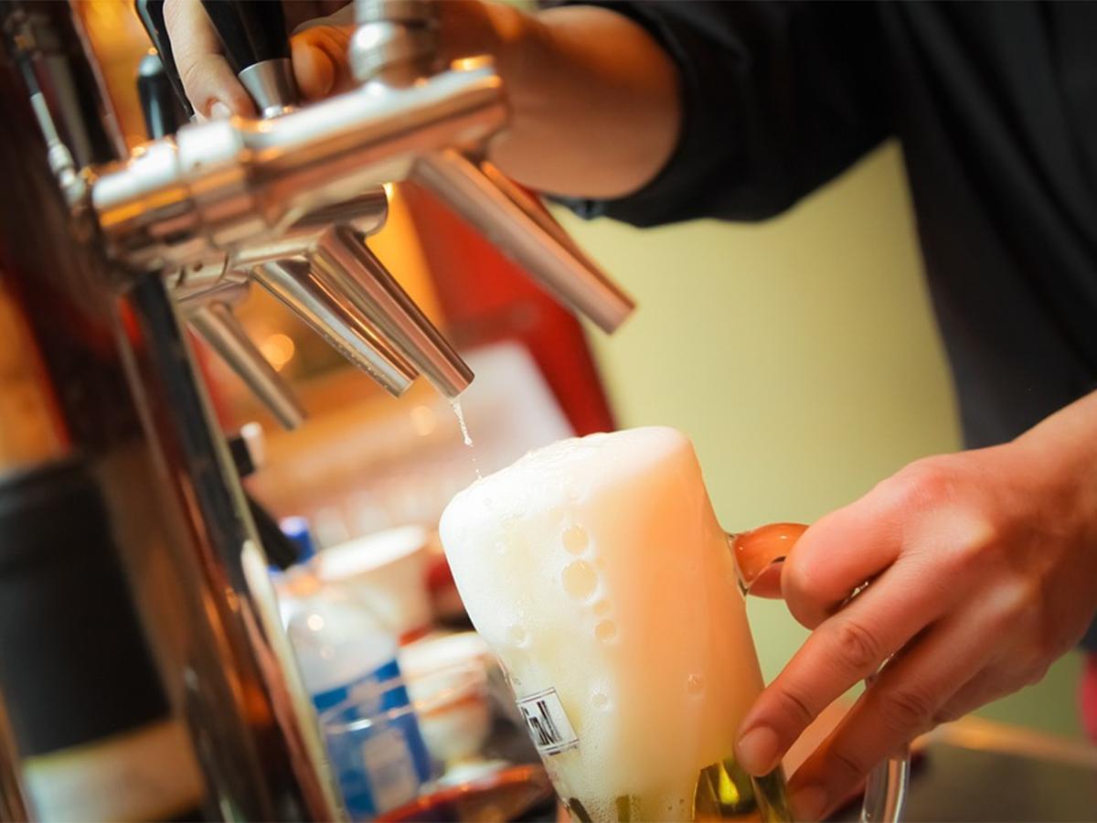С 1 января на Кубани нельзя будет продавать алкоголь на розлив в многоквартирных домах