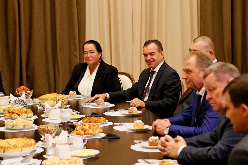 Владимир Путин поблагодарил кубанских рисоводов за исторический урожай