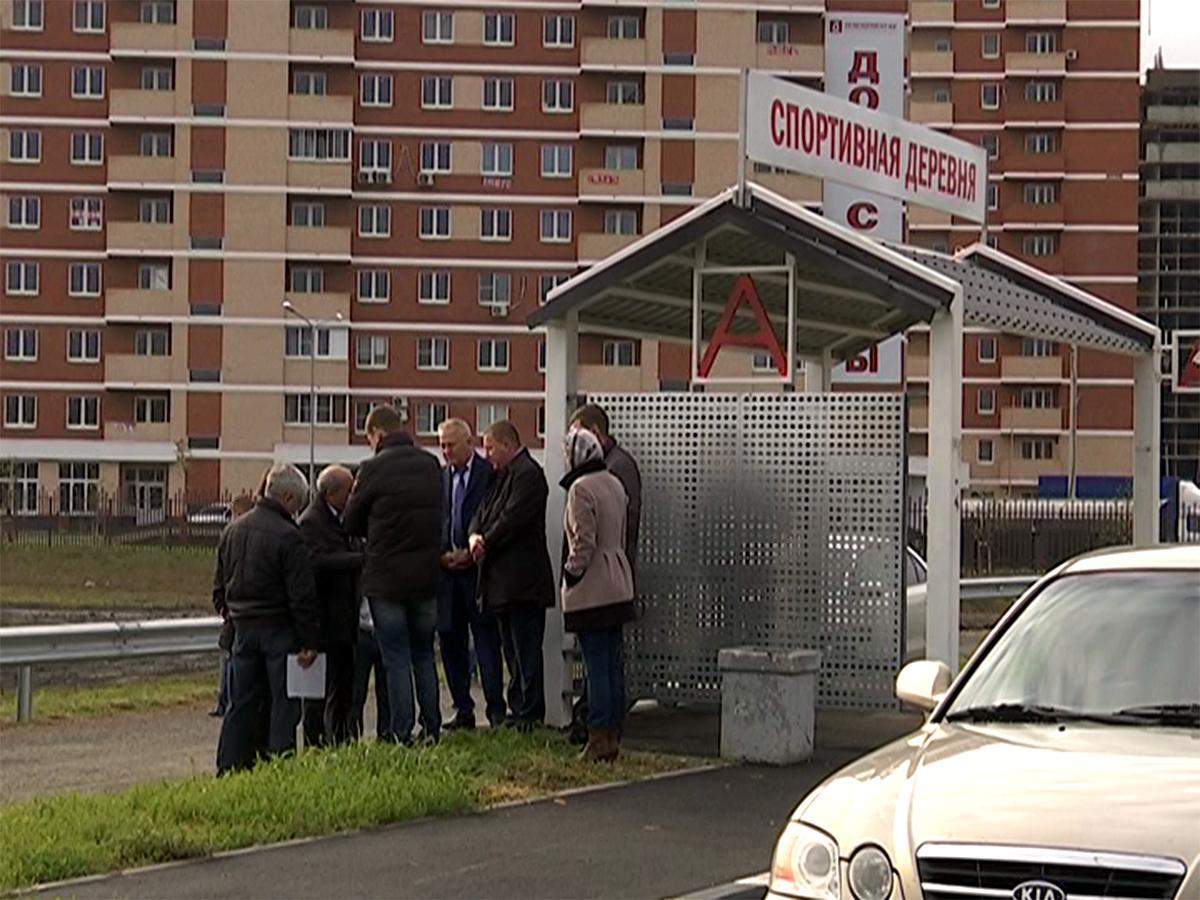 Депутаты ЗСК провели рейд по пробкам на въезде в Краснодар с Западного обхода