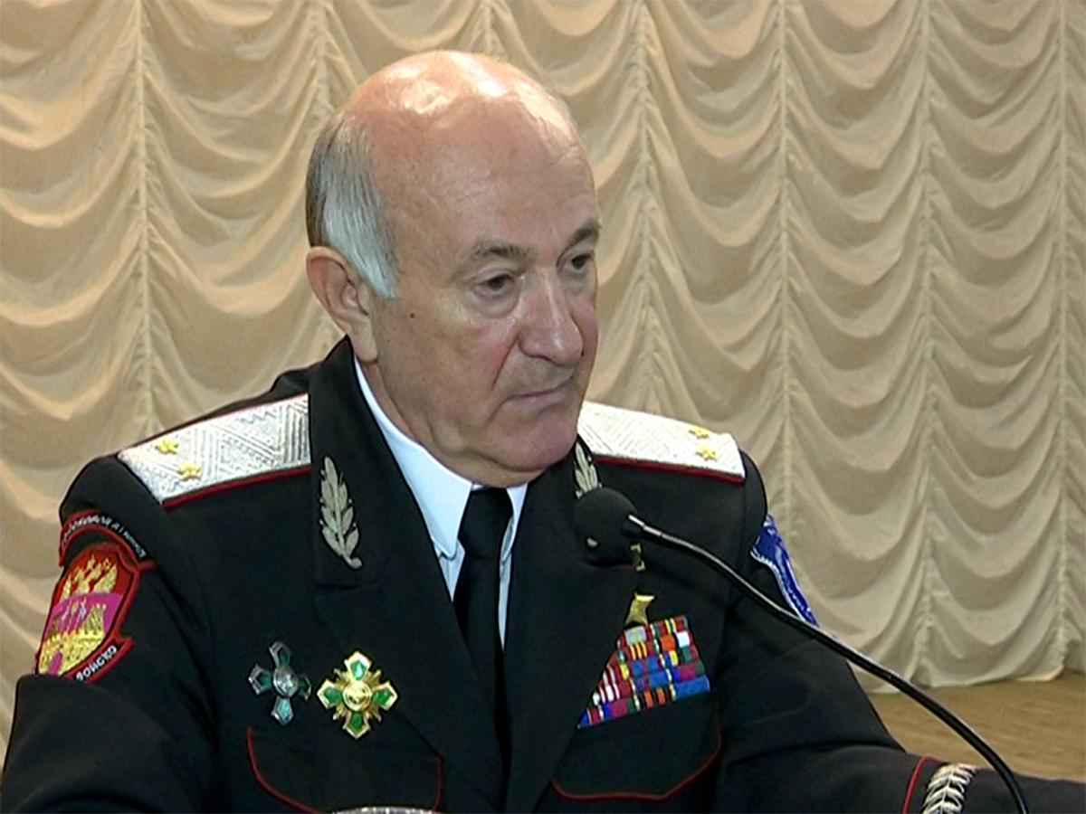 В Калининском районе на зональном совещании обсудили программу казачьего образования