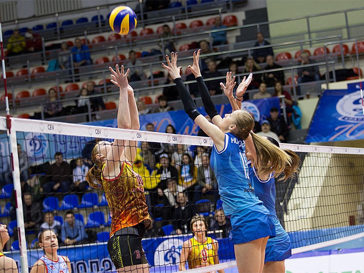 Волейболистка «Динамо Краснодар» Третьякова: в матче с «Енисеем» была ровная борьба