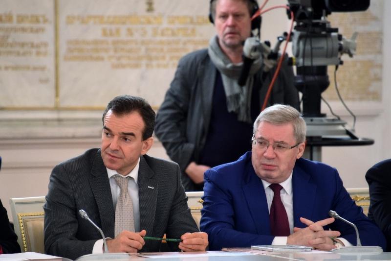Кондратьев принял участие в заседании Госсовета о проблемах экологии