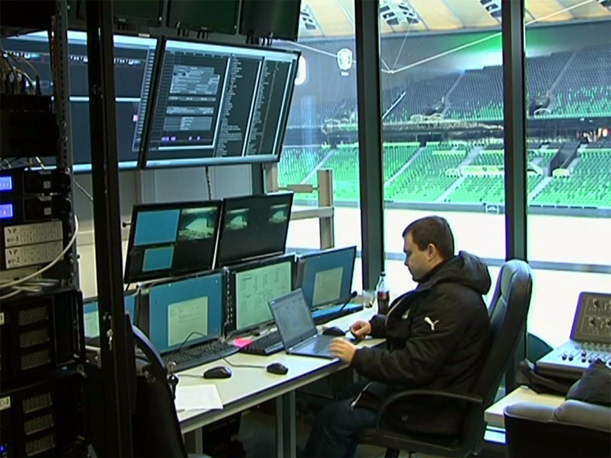Итоги года: новая арена футбольного клуба «Краснодар»