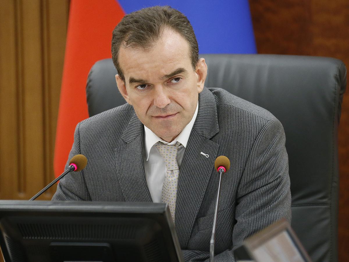 Губернатор Кубани призвал привести в порядок лесополосы