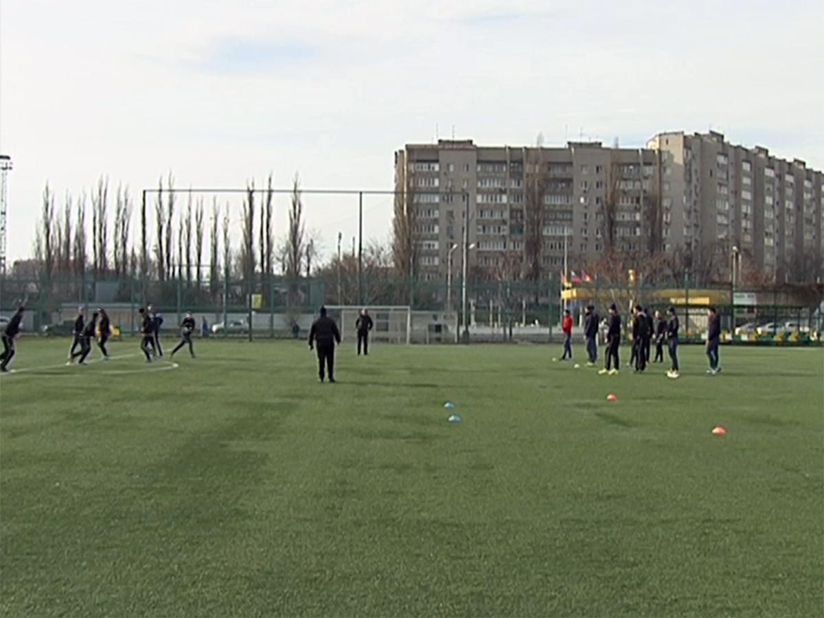 РК «Кубань» готовится к новому игровому сезону