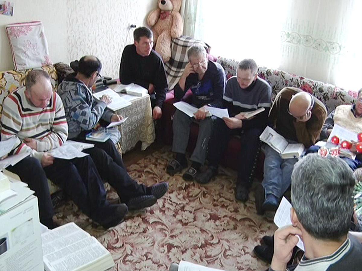 В армавирском Доме милосердия живут 13 человек