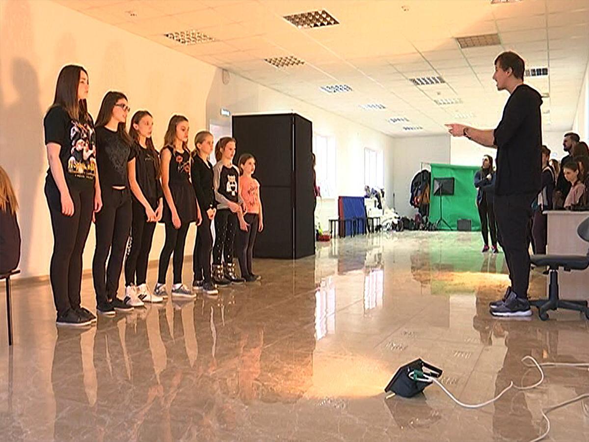 В станице Каневской открылась первая школа актерского мастерства