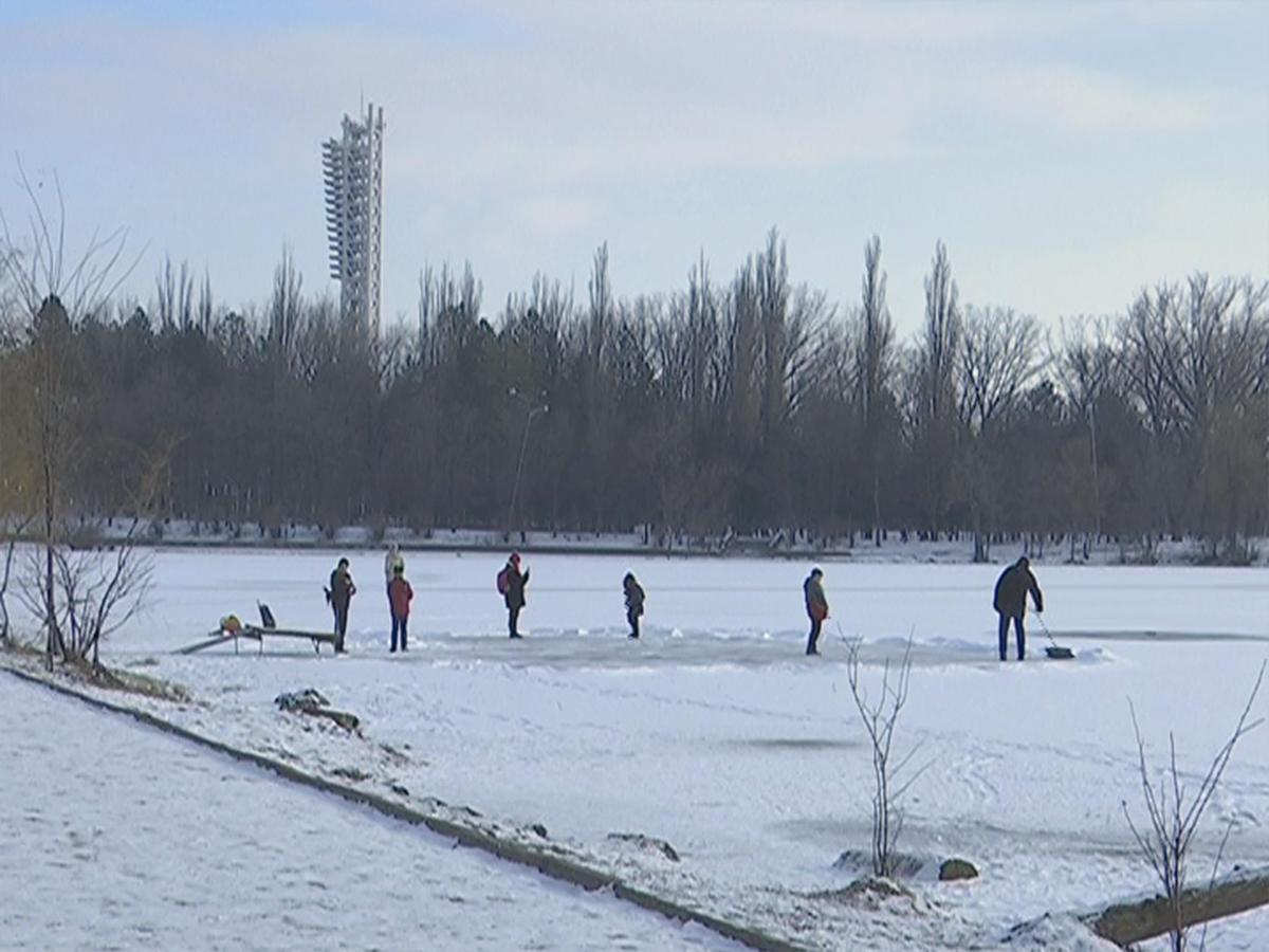 Спасатели предупредили жителей Кубани об опасности выхода на лед