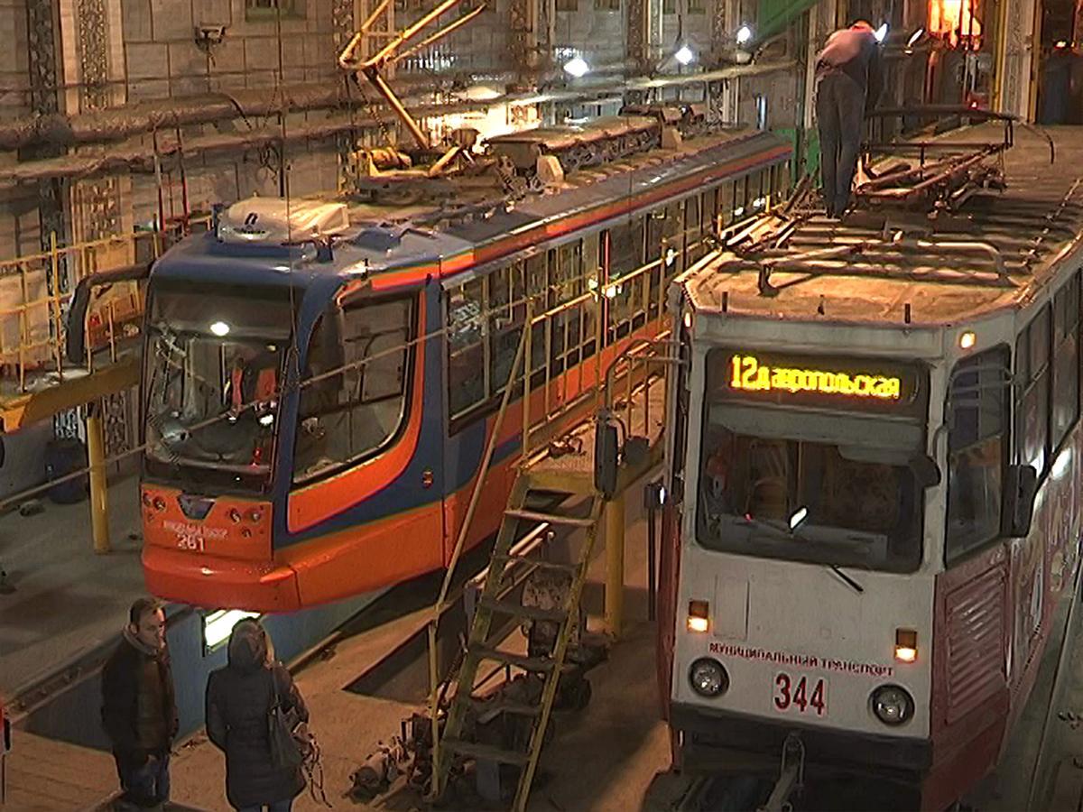 Один день из жизни Краснодарского трамвайно-троллейбусного управления