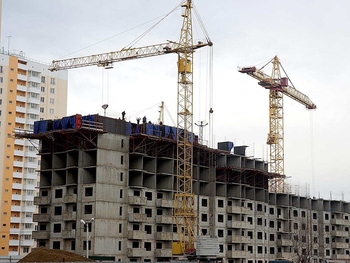 В Музыкальном микрорайоне Краснодара незаконными признали 200 многоэтажек