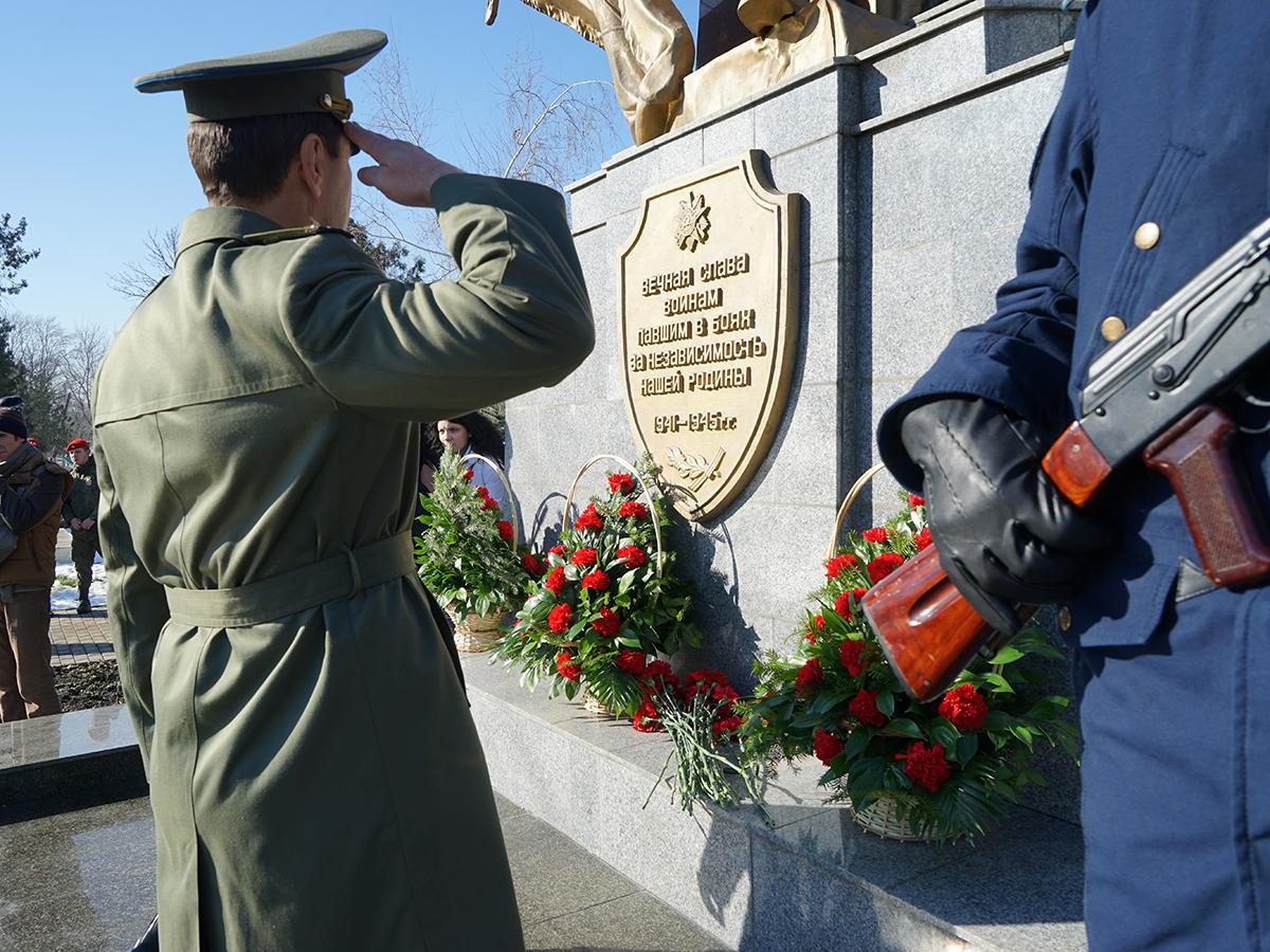 Как на Кубани отмечают  День защитника Отечества