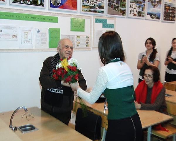 Почетный гражданин нескольких городов Кубани Яков Алексанов отметил 80-летие