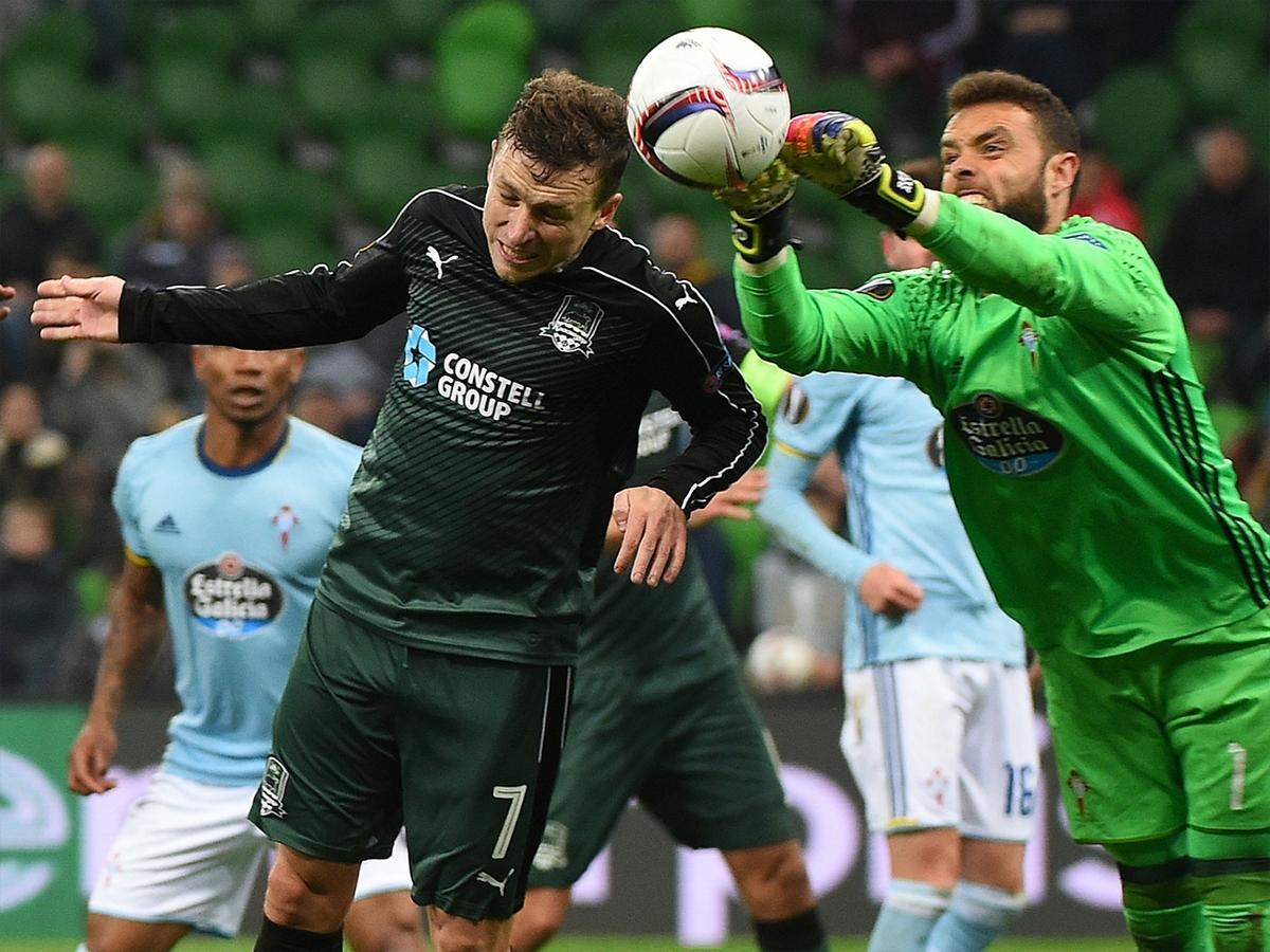 ФК «Краснодар» не прошел в четвертьфинал Лиги Европы