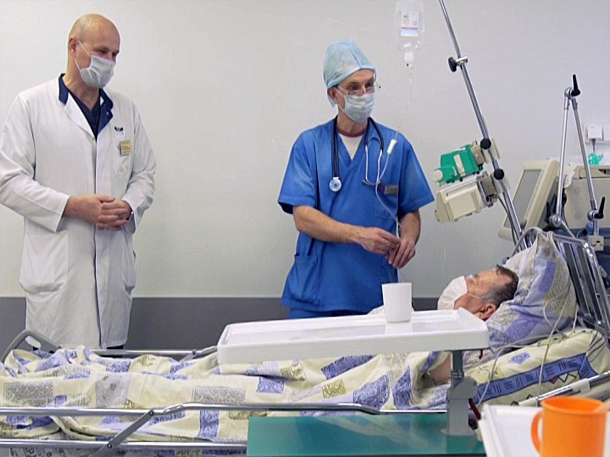 В ККБ № 1 пересадили пациентам сердце, печень, легкие и почки