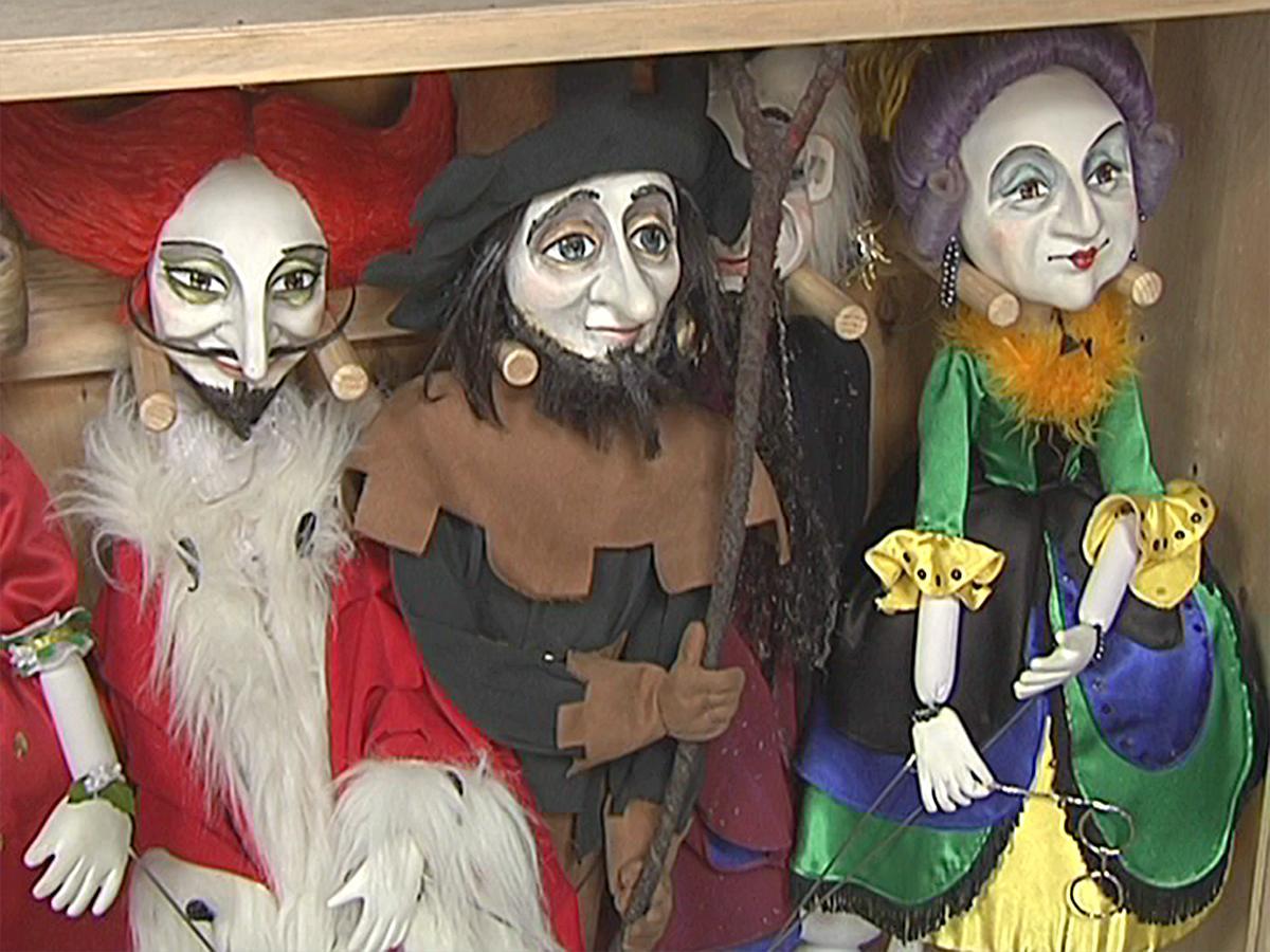 Краснодарский Новый театр кукол отметил профессиональный праздник