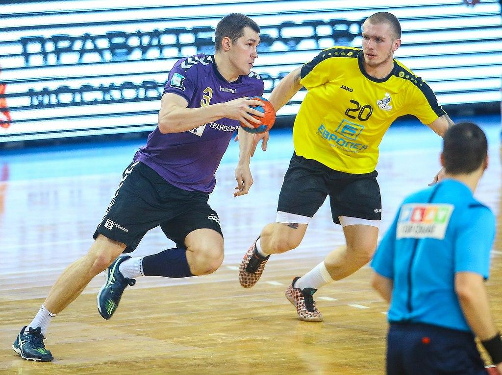 Краснодарский ГК СКИФ не смог подняться на второе место в Суперлиге