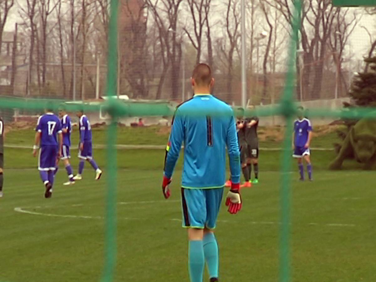 В Краснодаре прошел футбольный турнир памяти Сергея Вахрушева