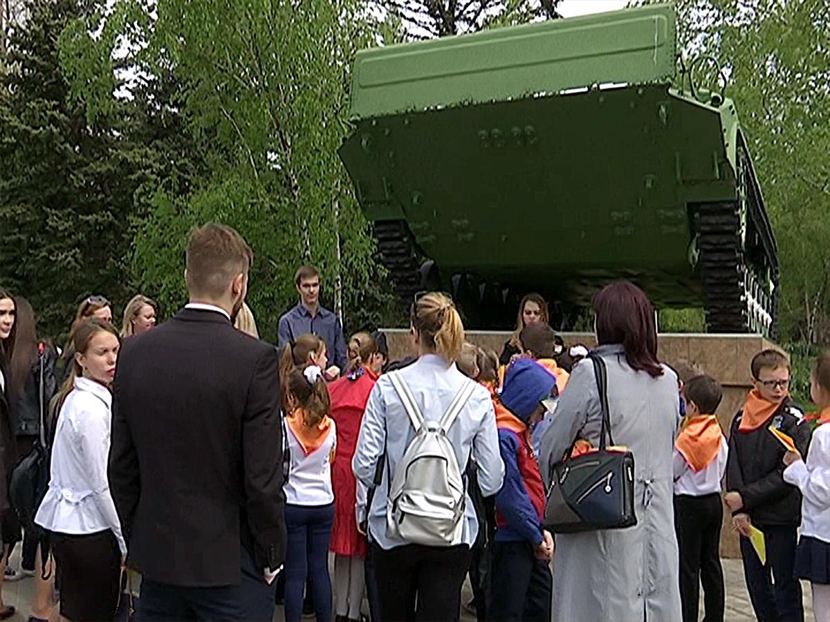 Школьники Краснодара присоединились к изучению истории на экскурсиях