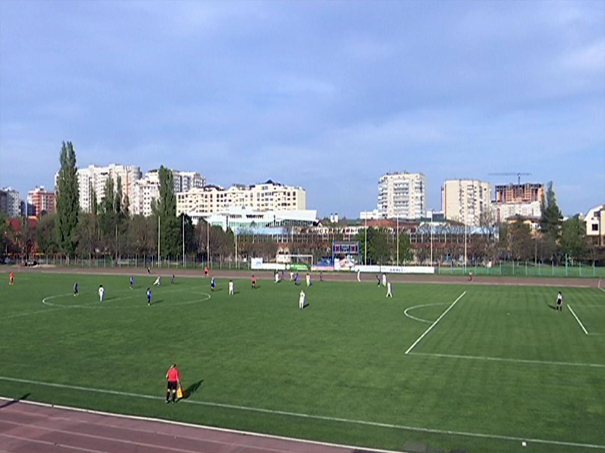 Футболистки «Кубаночки» провели первый матч чемпионата России