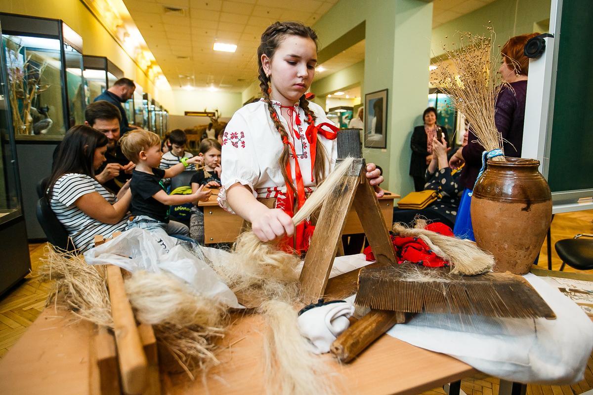 Музеи Краснодара приняли участие во всероссийской «Библионочи»