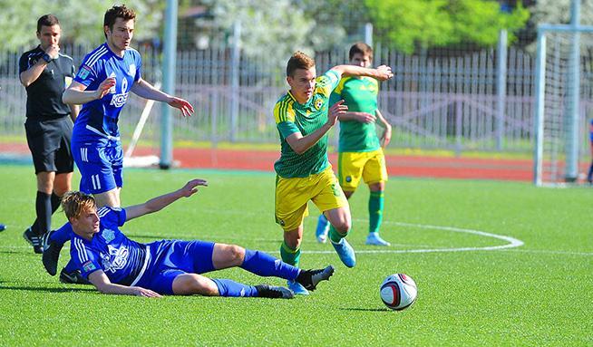 ФК «Афипс» встретился с «Кубанью-2»