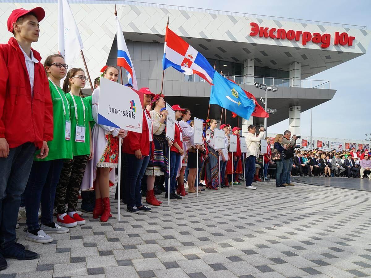Финал чемпионата WorldSkills Russia пройдет в краснодарском выставочном комплексе «Экспоград Юг»