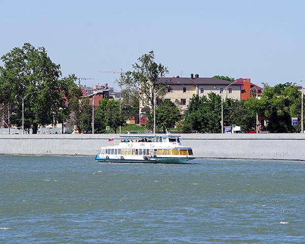 На Кубани открыли сезон речной навигации