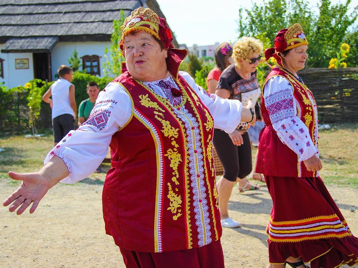 Кубанская этностаница «Атамань» открыла сезон фестивалей