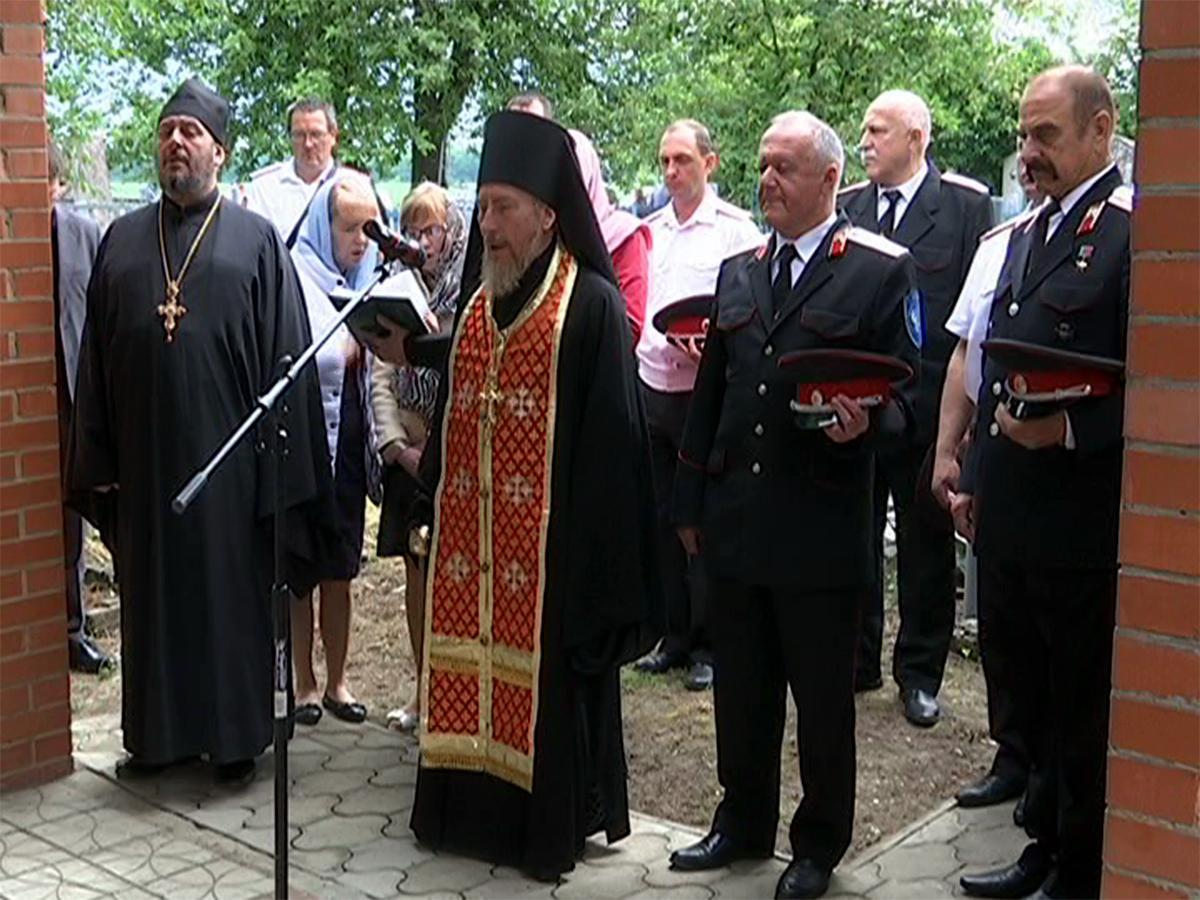 В Красноармейском районе прошли Тиховские поминовения