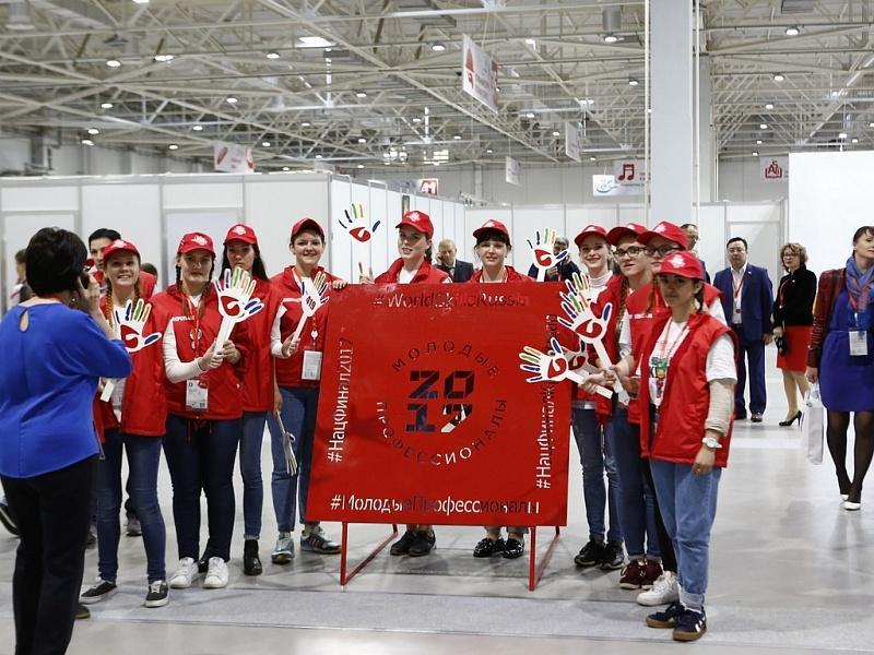 Как работают экскурсоводы на чемпионате WorldSkills Russia