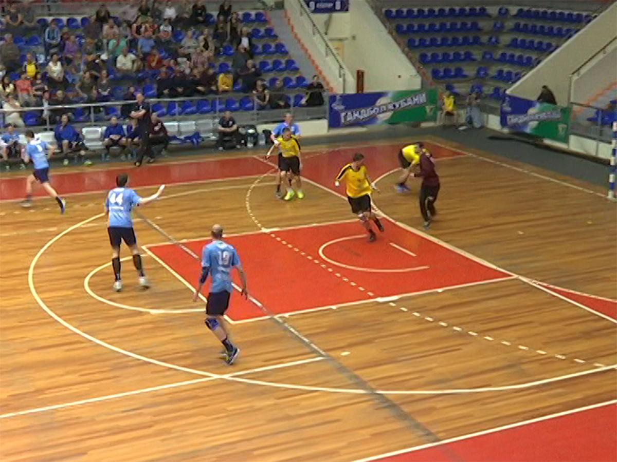 ГК СКИФ обыграл «Университет-Неву» в полуфинале Суперлиги  — 26:28