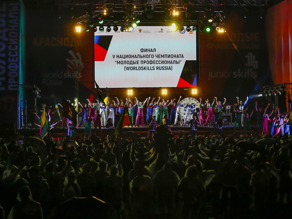 Организаторы WorldSkills отметили профессиональный рост участников