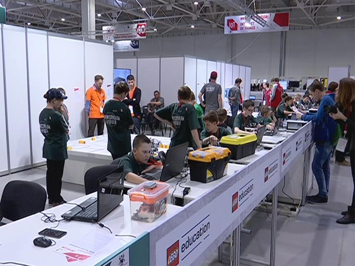 В финале чемпионата JuniorSkills приняли участие 305 школьников