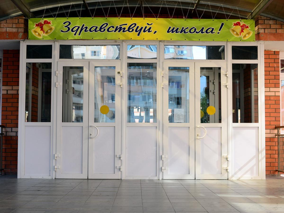 Спецрепортаж: Строительство школ на Кубани
