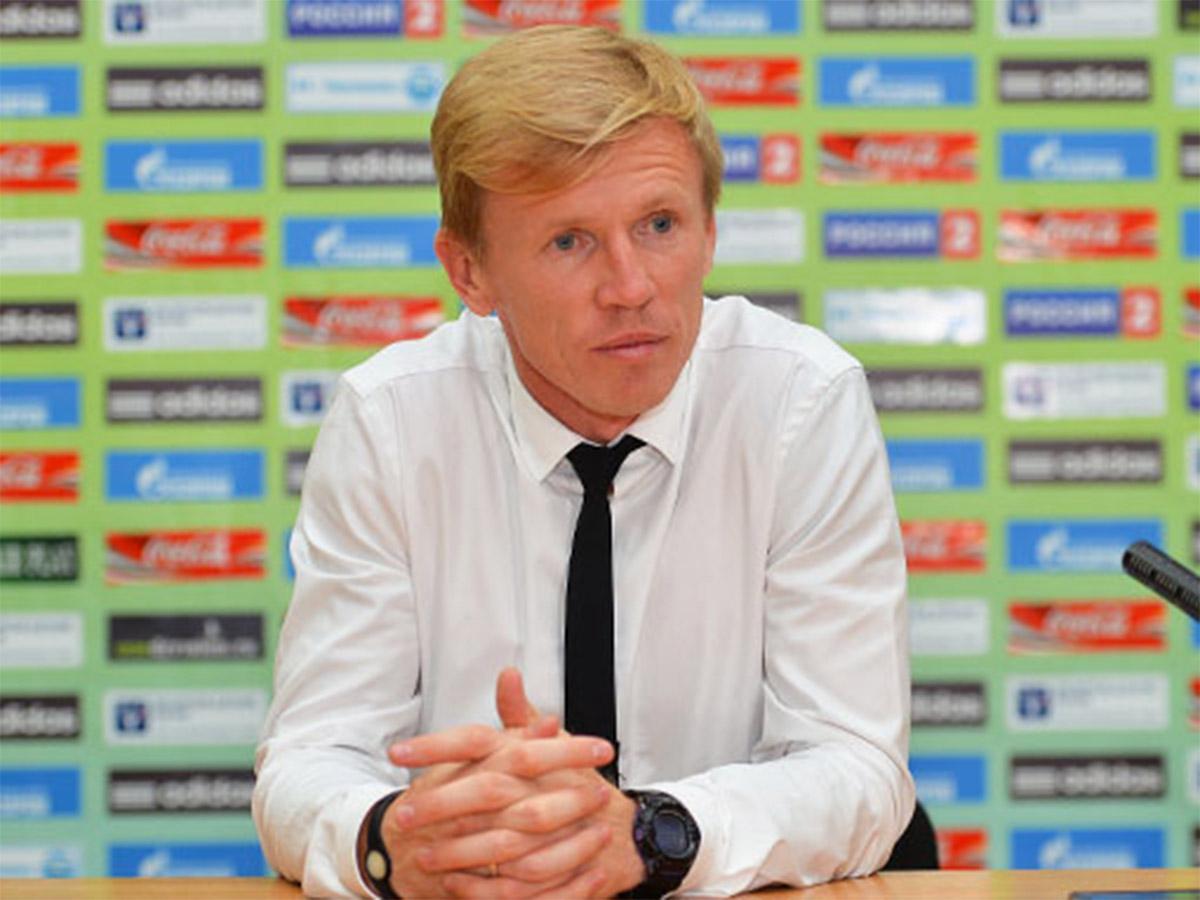 Тренер ФК «Кубань» Евгений Калешин рассказал об итогах года для команды