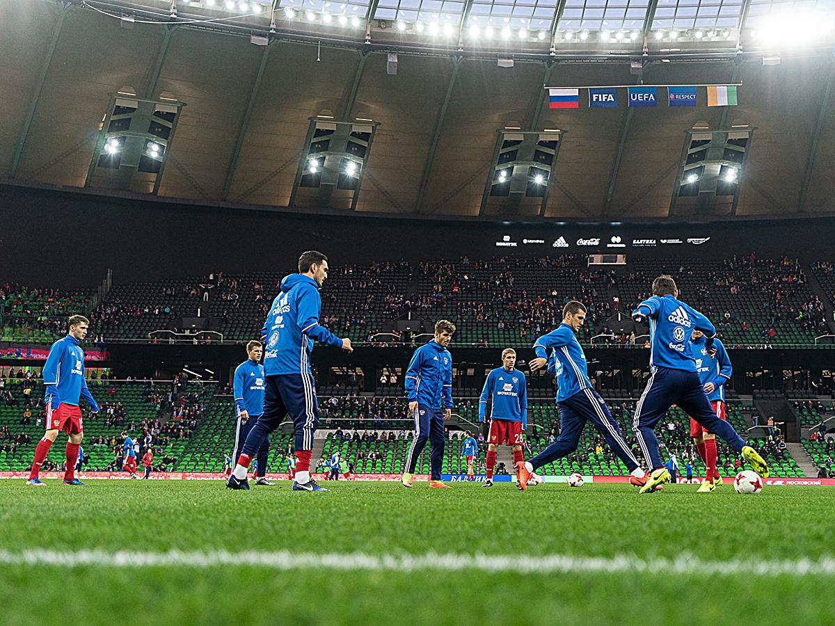 Кто сыграет на Кубке конфедераций в составе сборной России по футболу