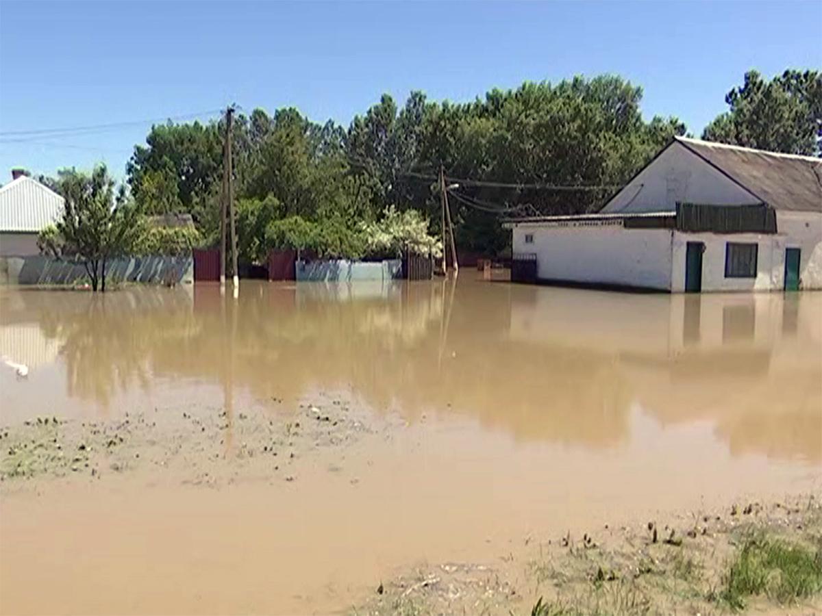 Жители Адыгеи рассказали о последствиях наводнения