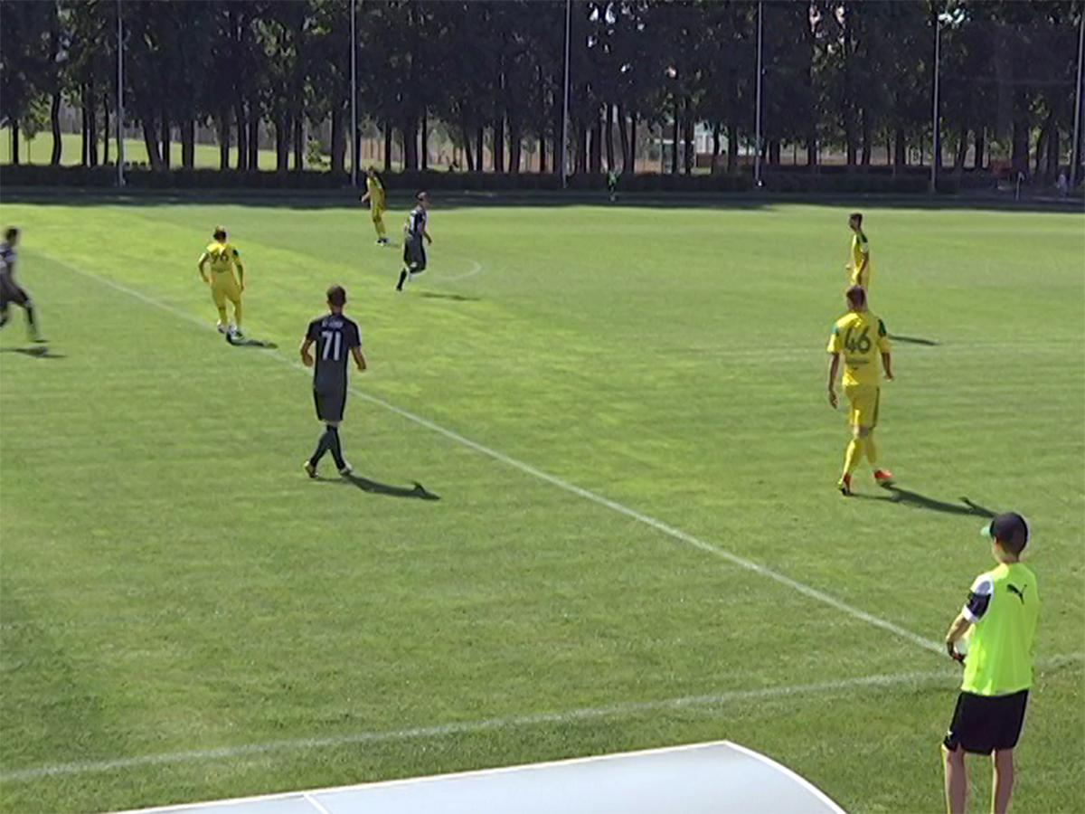 ФК «Краснодар-2» на домашнем поле сыграл с командой «Кубань-2»