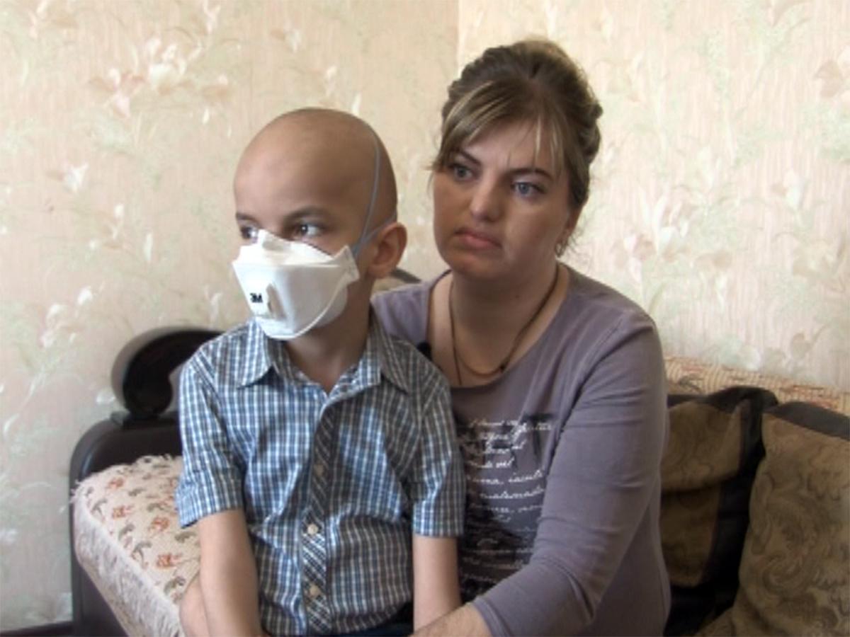 «Край Добра» поможет собрать средства для Максима Акобяна, страдающего острым лейкозом