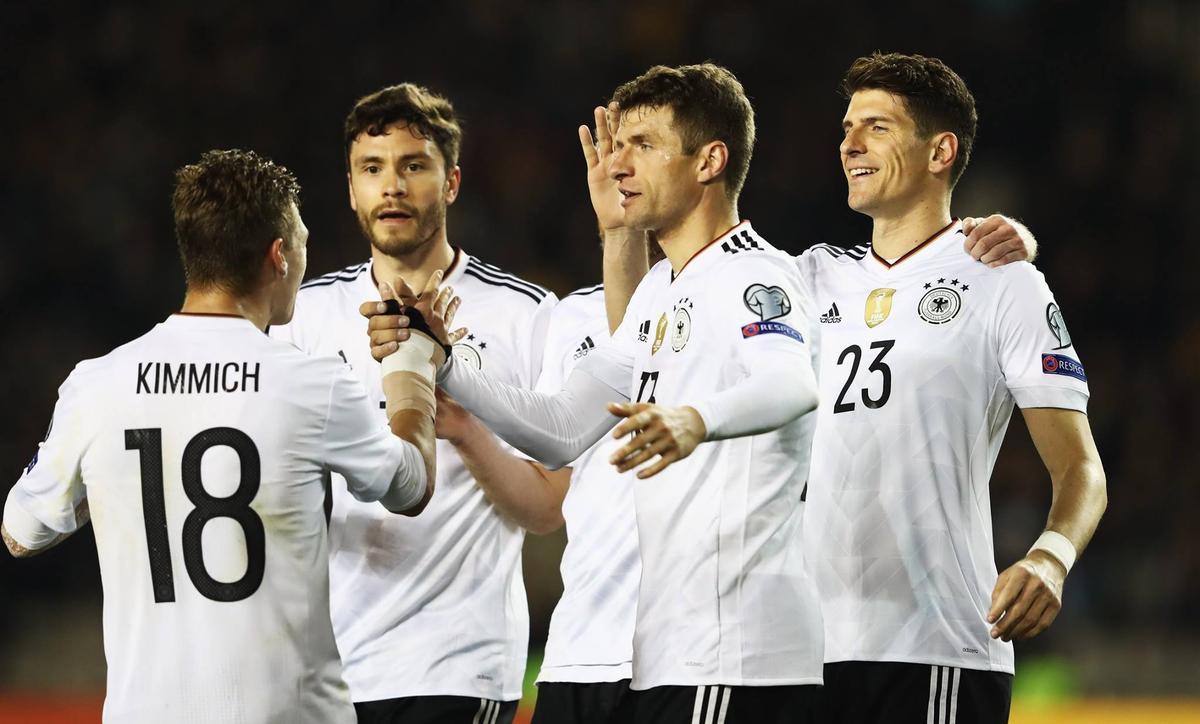 Чего ждать от сборной Германии по футболу на Кубке конфедераций