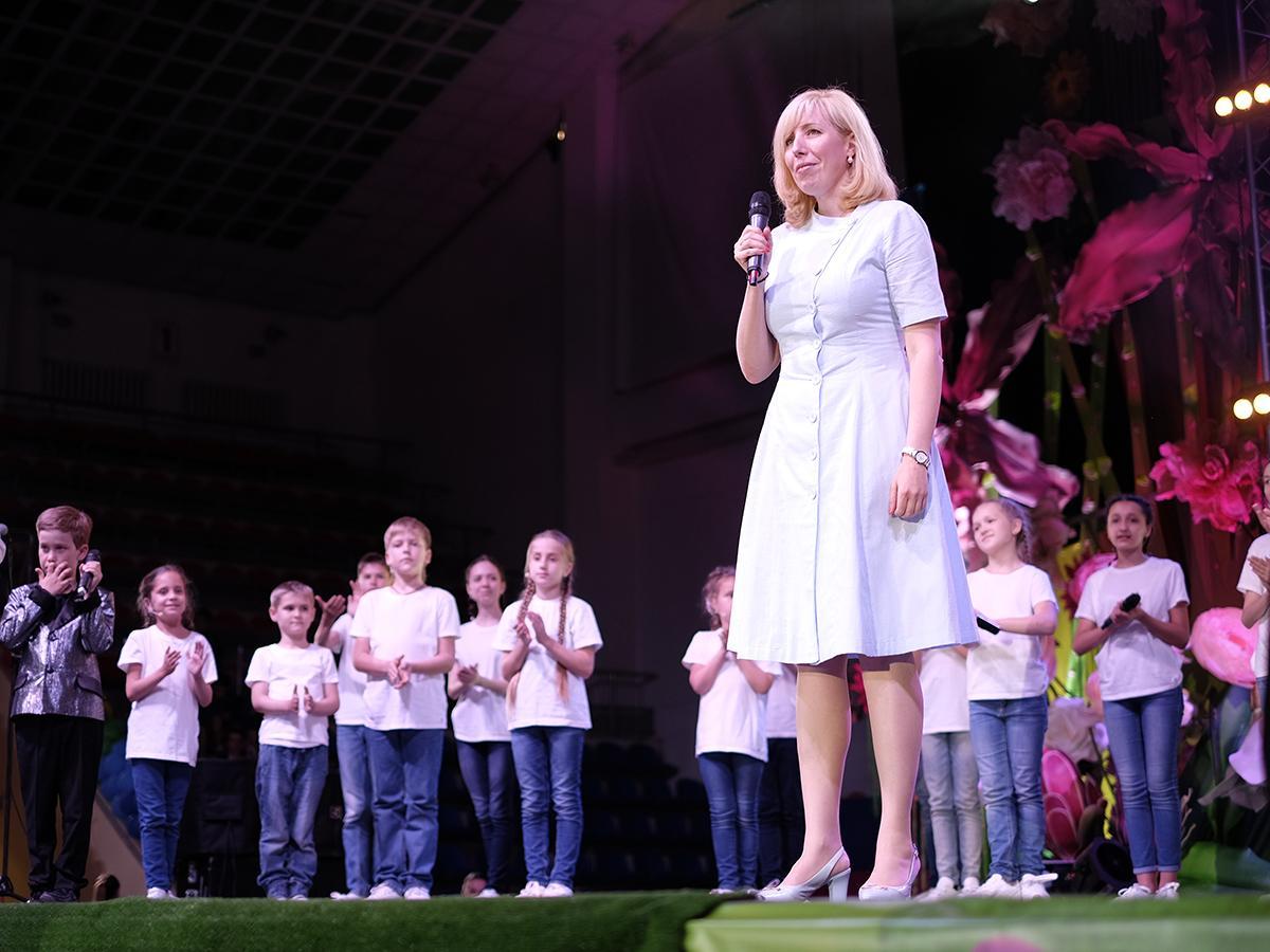 Минькова наградила победителей конкурса «Стань первым во славу Кубани»
