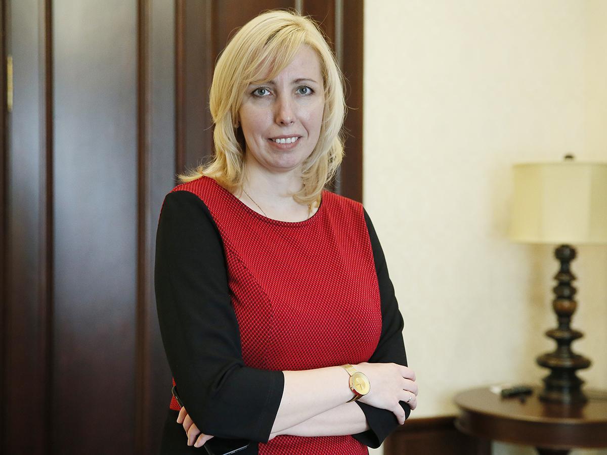 Вице-губернатор Анна Минькова: лето— время детей