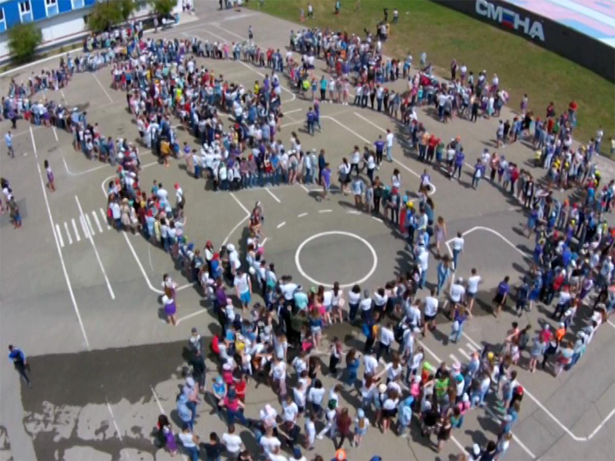Во Всероссийском детском центре «Смена» открыли летний сезон