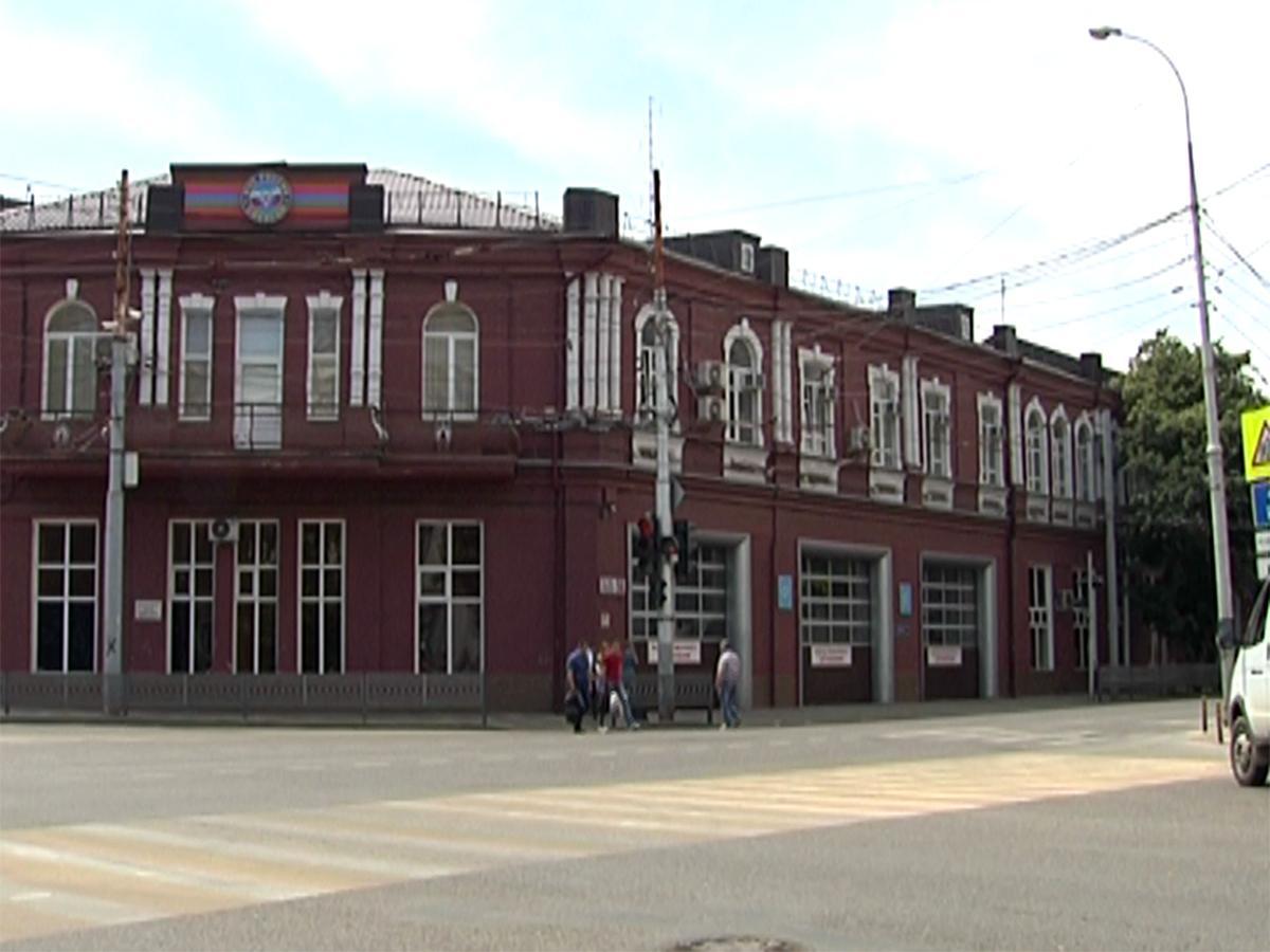 Первой пожарной части на Кубани исполнилось 215 лет