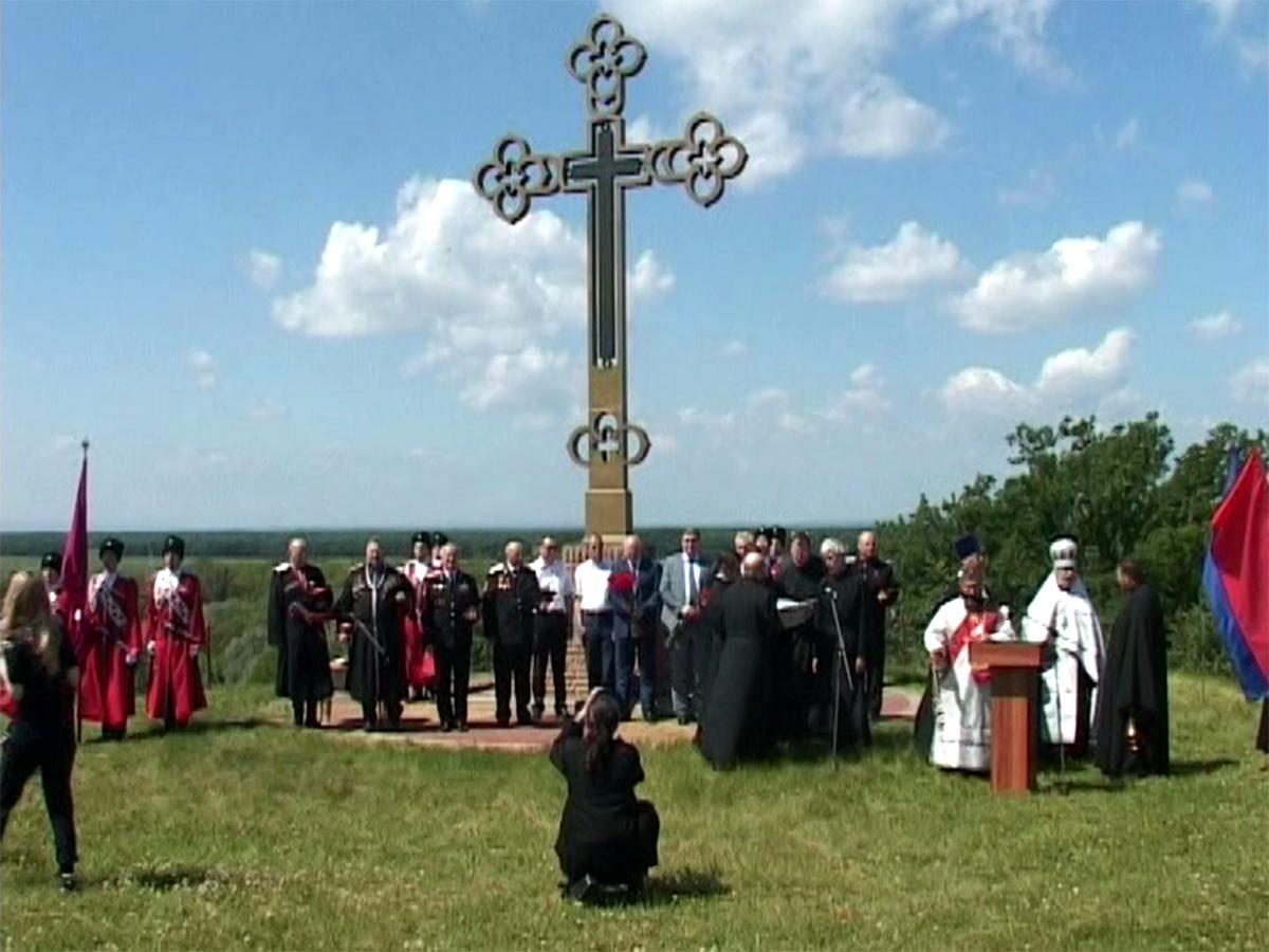 В Лабинском районе почтили память погибших в годы Гражданской войны