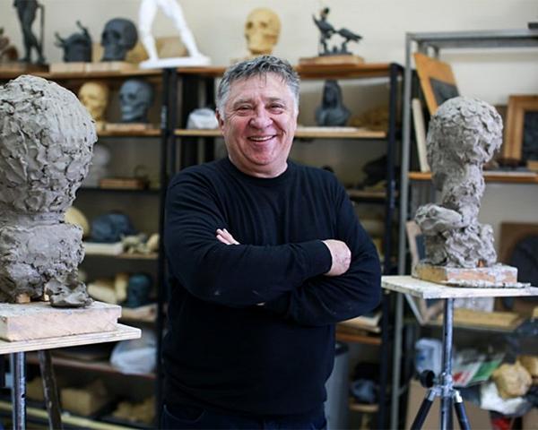 Коллеги скульптора Аполлонова поделились воспоминаниями о нем